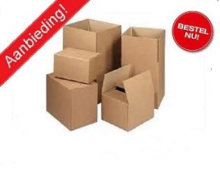 Verhuisdozen bestellen