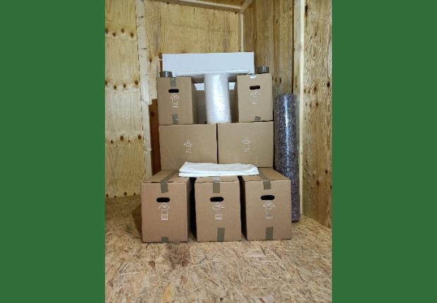 Compleet verhuispakket